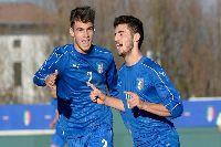 Kết quả U19 Italia vs U19 Na Uy, vòng bảng U19 châu Âu 2018