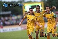 Lịch thi đấu bán kết Cúp Quốc gia 2018 lượt về: SLNA vs FLC Thanh Hóa