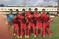 Kết quả U16 Việt Nam vs U16 Indonesia (FT 2-4): Bị thẻ đỏ và penalty, U16 VN nhận trái đắng