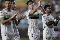 Kết quả Asan Mugunghwa 2-1 Jeonbuk Hyundai Motors: Sốc toàn tập