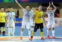 Video bàn thắng Thái Sơn Nam vs Bank of Beirut (Cúp các CLB Futsal châu Á 2018)