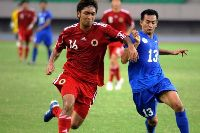 Video bàn thắng U23 Lào 1-3 U23 Hong Kong (Vòng bảng ASIAD 2018)