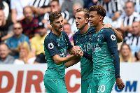 Kết quả Newcastle 1-2 Tottenham: Tottenham có chiến thắng đầu tay tại Ngoại hạng Anh 2018/19