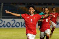 Video bàn thắng U23 Indonesia vs U23 Đài Loan (Vòng bảng ASIAD 2018)