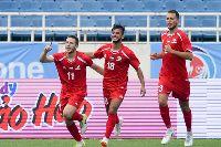 Video bàn thắng U23 Lào vs U23 Palestine (Vòng bảng ASIAD 2018)