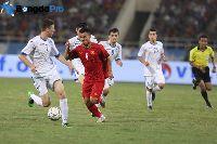Kết quả U23 Uzbekistan vs U23 Bangladesh: 3-0 (FT)