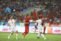 Đội hình dự kiến U23 Việt Nam vs U23 Pakistan: Công Phượng, Anh Đức, Quang Hải cùng công phá