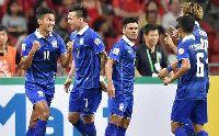 Video bàn thắng U23 Thái Lan 1-1 U23 Qatar (bóng đá nam ASIAD 2018)