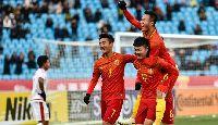 Video bàn thắng U23 Trung Quốc 6-0 U23 Timor Leste (bóng đá nam ASIAD 2018)
