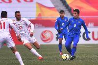 Kết quả U23 Indonesia 1-2 U23 Palestine, bảng A ASIAD 2018