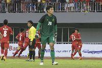 Kết quả bảng F ASIAD 2018: U23 Triều Tiên 1-1 U23 Myanmar