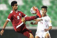 Kết quả U23 Qatar vs U23 Uzbekistan: 0-6 (FT)
