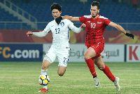 Kết quả ASIAD 2018: U23 Syria vs U23 Trung Quốc: 0-3 (FT)
