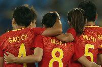 Kết quả bóng đá nữ ASIAD 2018: Nữ Trung Quốc 7-0 Nữ Hong Kong