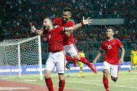 Xem lại U23 Indonesia vs U23 Lào, bảng A ASIAD 2018