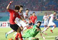Xem lại U23 Malaysia vs U23 Hàn Quốc, bảng E ASIAD 2018