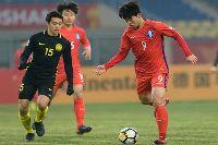 Kết quả U23 Malaysia vs U23 Hàn Quốc (FT 2-1): Người Mã chắc chắn nhất bảng E