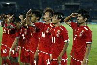 Kết quả U23 Myanmar vs U23 Ả Rập Xê Út: 0-3 (FT)