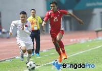 U23 Việt Nam và 4 đối thủ có thể chạm trán ở vòng 1/8 ASIAD 2018