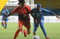 Kết quả bóng đá ASIAD 2018: nữ Maldives 0-8 nữ Hàn Quốc