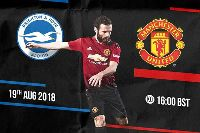 Brighton vs MU: Tỷ lệ bóng đá Ngoại hạng Anh hôm nay (19/8)