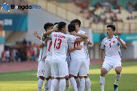 Xem lại U23 Việt Nam vs U23 Nhật Bản, bảng D ASIAD 2018 môn bóng đá nam