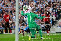 Kết quả Brighton 3-2 MU: Thi đấu nhạt nhòa, MU nhận thất bại xứng đáng