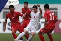 Kết quả bóng đá ASIAD: U23 Iran 0-2 U23 Myanmar