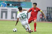 Lịch sử đối đầu Việt Nam vs Bahrain trước vòng 1/8 ASIAD 2018