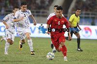 Kết quả U23 Uzbekistan vs U23 Hong Kong, 16h ngày 23/8