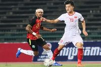 U22 Việt Nam vs U22 Thái Lan: Danh Trung, Lương Hoàng Nam chấn thương
