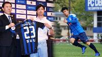 Video: Bàn thắng đầu tiên của Công Phượng tại Hàn Quốc trận Incheon United vs Busan Metro