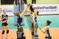 Lịch thi đấu bóng chuyền cúp Lienvietpostbank 2019