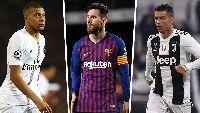 Chiếc giày Vàng châu Âu 2019: Cuộc đua song mã Messi - Mbappe