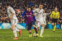 Cúp nhà Vua: Real vs Barca chiếu trên kênh nào?