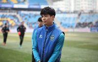 Công Phượng nói gì sau khi ngồi ngoài vòng 1 K-League 2019?