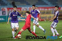 Viettel 0-2 Hà Nội FC: Derby một chiều