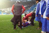 Incheon United vs Gyeongnam: Đồng đội Công Phượng chấn thương kinh hoàng