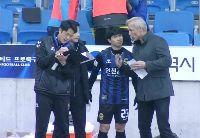 Công Phượng nói gì khi chỉ được đá 2 phút ở vòng 2 K-League Classic 2019?