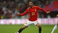Danh sách ĐT Tây Ban Nha đá Vòng loại Euro 2020: Isco tái xuất