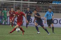 Báo Thái Lan nói gì sau trận thua Việt Nam ở vòng loại U23 châu Á?