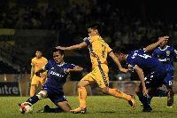 Shan United 1-2 Bình Dương: 3 điểm đầu tay