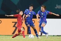 Nữ Việt Nam 2-0 Nữ Jordan: Olympic Tokyo 2020 ở rất gần