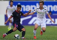 Vua phá lưới V-League 2019: Sáu ngoại binh bám đuổi Văn Toàn