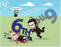 Biếm họa: MU thua thảm Everton và nỗi lo Klopp