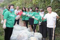 Ngày Trái Đất 2019: Quang Hải và hành động ý nghĩa vì môi trường