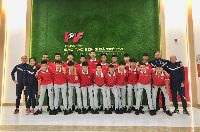 Đội bóng trẻ Việt Nam tạo ấn tượng mạnh ở trời Âu