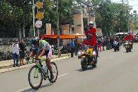 Chặng 10 cúp truyền hình 2019: Nguyễn Thành Tâm về nhất đầy tốc độ