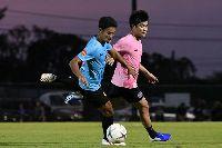 U19 Thái Lan thảm bại 1-7 khi chuẩn bị cho giải Đông Nam Á