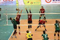 Lịch thi đấu bóng chuyền hôm nay 3/5: VTV Bình Điền Long An vs Thiên Tân Trung Quốc